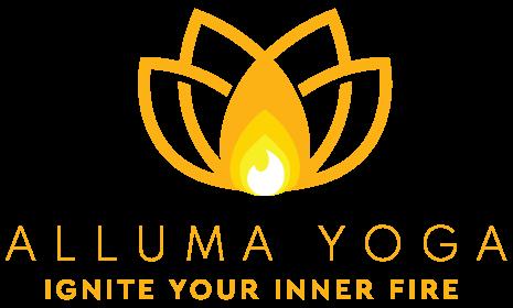 Alluma Yoga Logo Marquette
